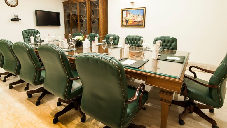 12-Seater Meeting Room at OIP