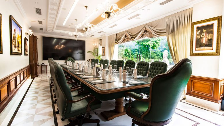 20-seater Meeting Room at OIP