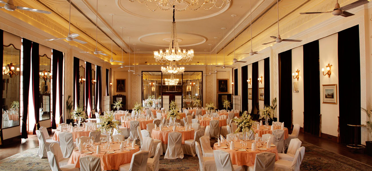 Meeting Rooms in New Delhi | Banquets Hall in Connaught