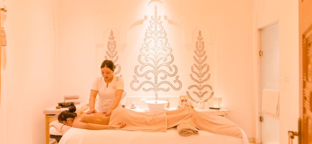 Best Spa New Delhi