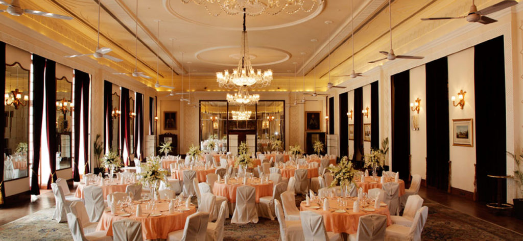 Royal Ballroom in New Delhi